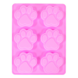 Guest Paw Prints Silicone Mold