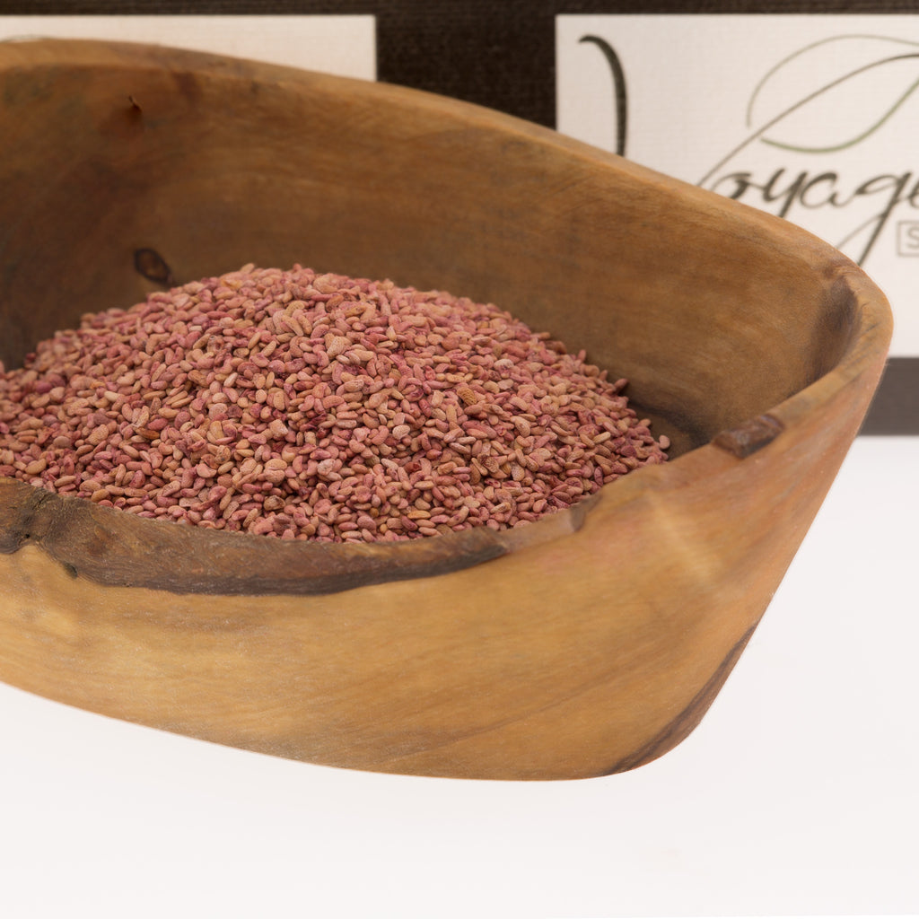 Red Raspberry Seed Exfoliant
