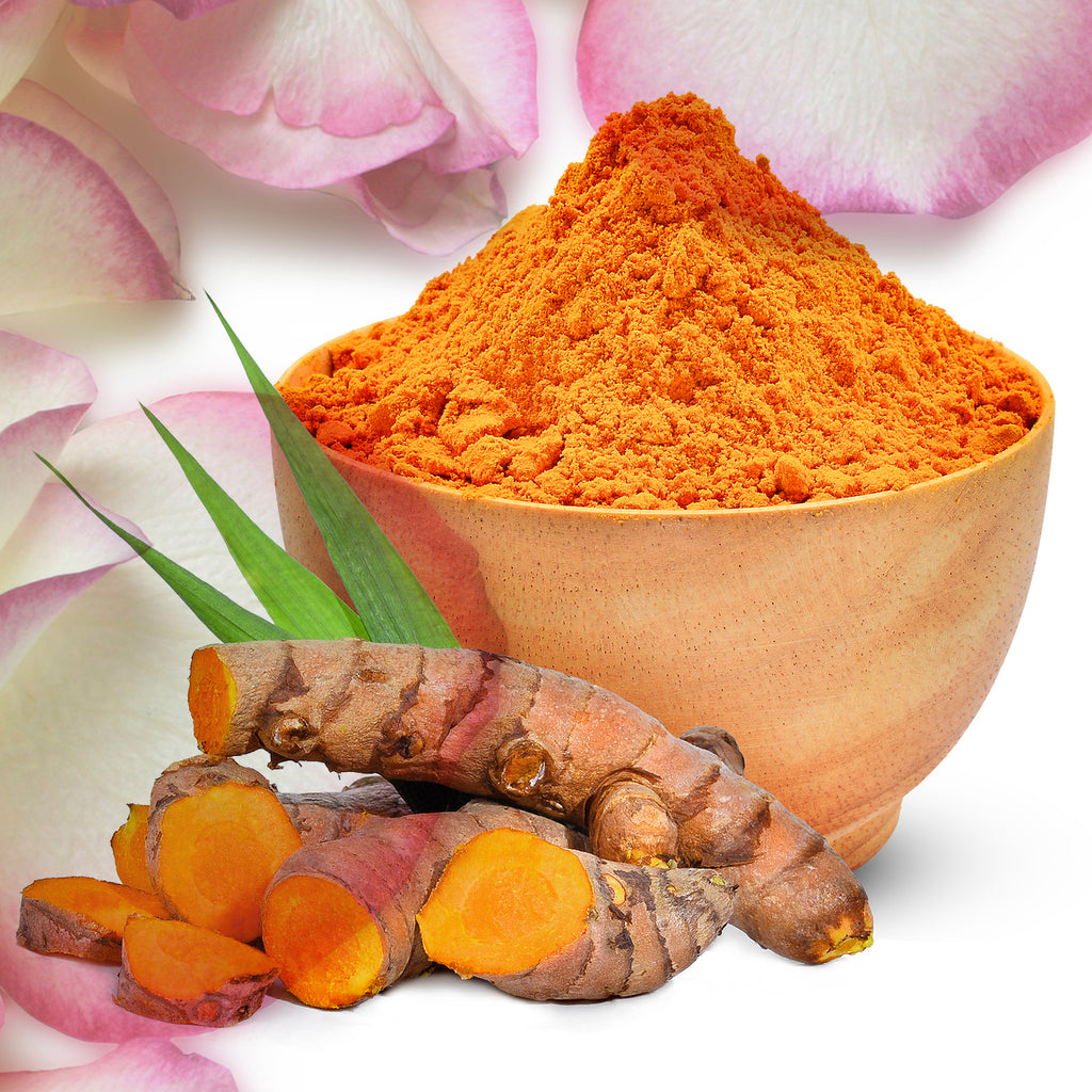 Natural Turmeric & Rose Fragrance Oil