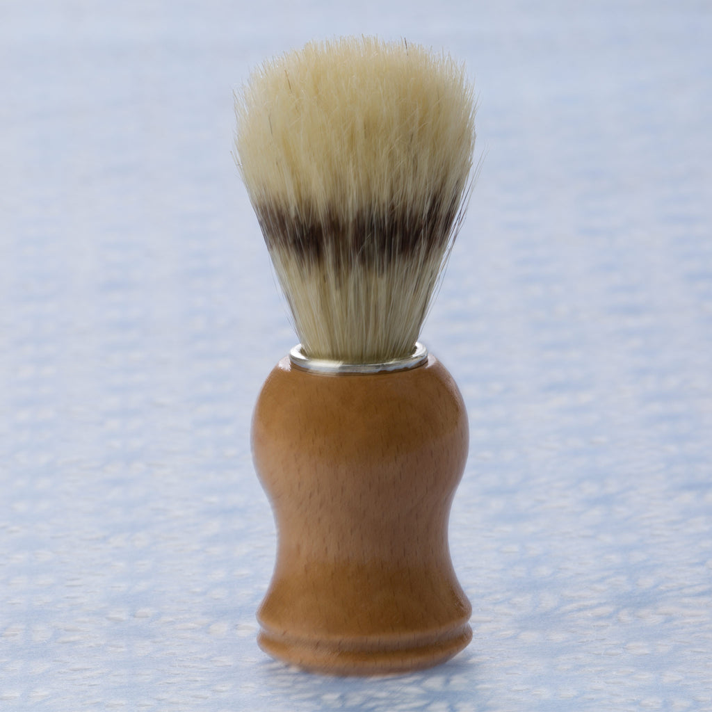 Shaving Brush - Wood Handle