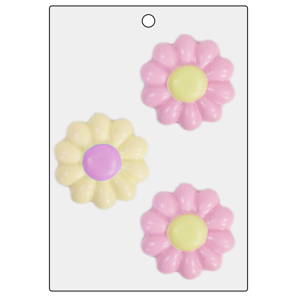 Life of the Party Simple Flower Mold