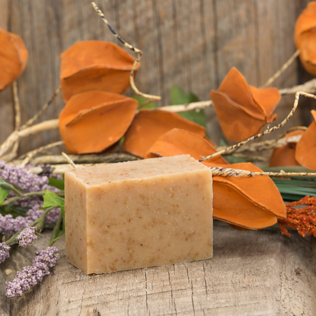 Wheatgerm & Honey Almond Bar Soap - 5oz