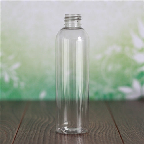 4 oz Clear PET Bullet without Closure