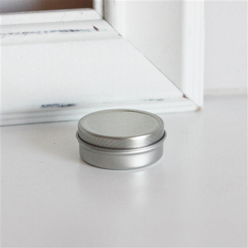 Shallow Metal Tins - 0.5oz