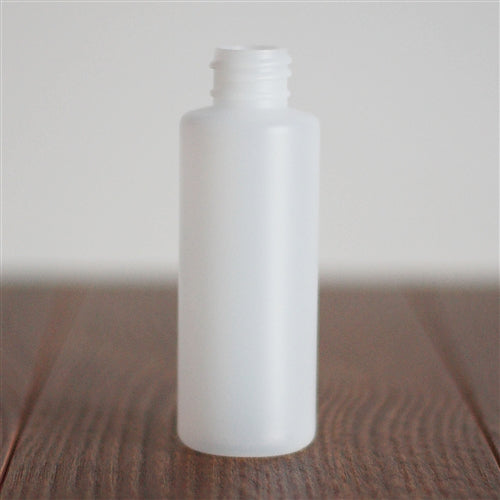 *60 ml Natural HDPE Cylinder without Closure