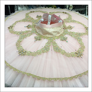 Edge of Ballet Tutu Trim Measurement