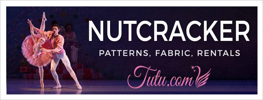 Nutcracker Costume Patterns, Fabrics, Tutu Rentals  |  TUTU.COM