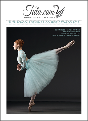 Tutu School Course Catalog 2019