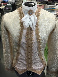 Rococo-Style Doublet Jacket Pattern
