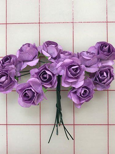 Sprays - Mini Rose Flowers Purple