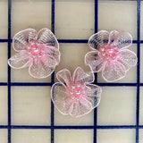 Flowers - Iridescent 3-Pack Pink