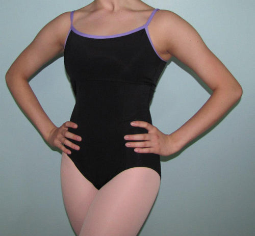 Adult Empire-Line Princess-Seamed Camisole Leotard Pattern
