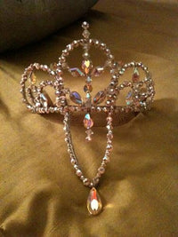 Tiara and Headpieces Level 2 Course Kit: Sugar Plum Fairy Tiara