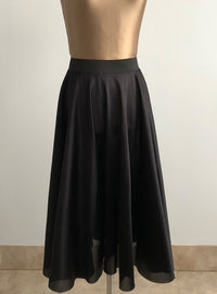 Character Skirt - Adult Sizes Black