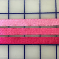 Ribbon on Horsehair - 1.5-inch Ombre Pink