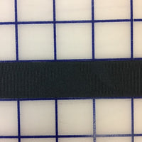 Grosgrain Ribbon - 7/8-inch Black