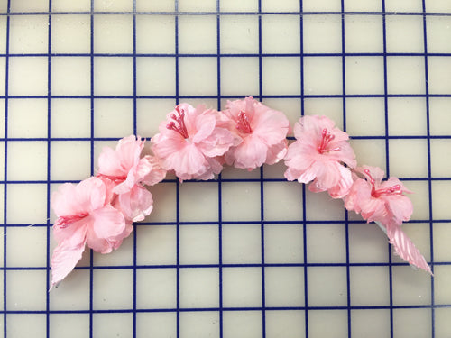 Flowers - Wreath Candy Pink