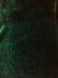 Stretch Velvet - 60-inches Wide Forest