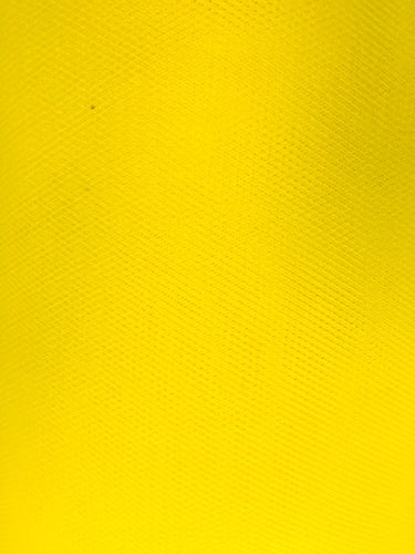 Tulle - 60-inches Wide Bright Yellow