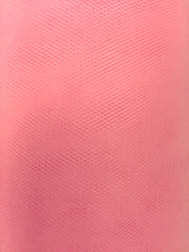 Tulle - 60-inches Wide Candy Pink