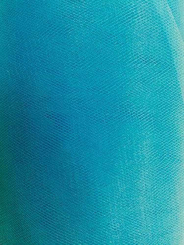 Tulle - 36-inches Wide Turquoise