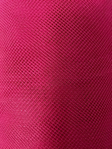 Tutu Net - 36-inches Wide Raspberry