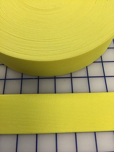 2-inch-Bright-Yellow-Elastic