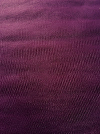 Glimmer Tulle - 54-inches Wide Eggplant