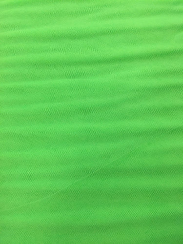 Glimmer Tulle - 54-inches Wide Lime