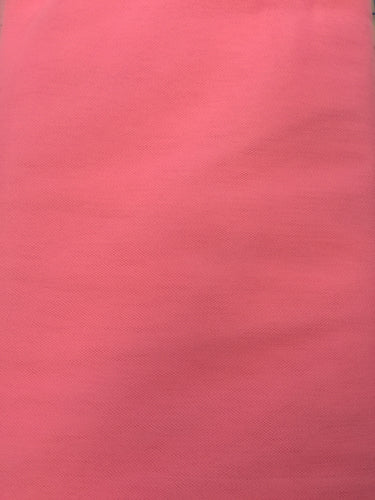 Glimmer Tulle - 54-inches Wide Paris Pink