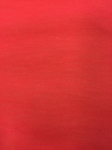Glimmer Tulle - 54-inches Wide Red