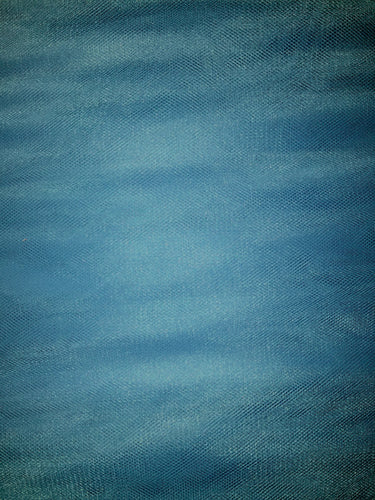 Tulle - 54-inches Wide Antique Blue