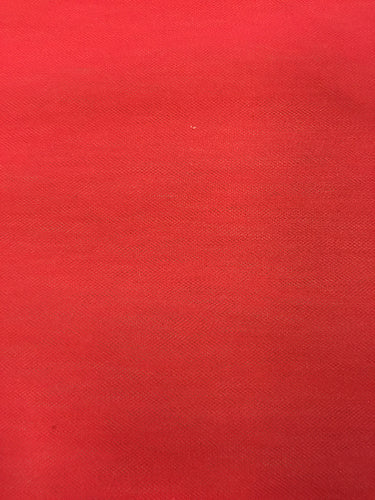 Tulle - 108-inches Wide Red