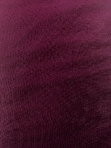Tulle - 54-inches Wide Wine