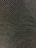 Regular Sparkle Tulle - 54-inches Wide Black