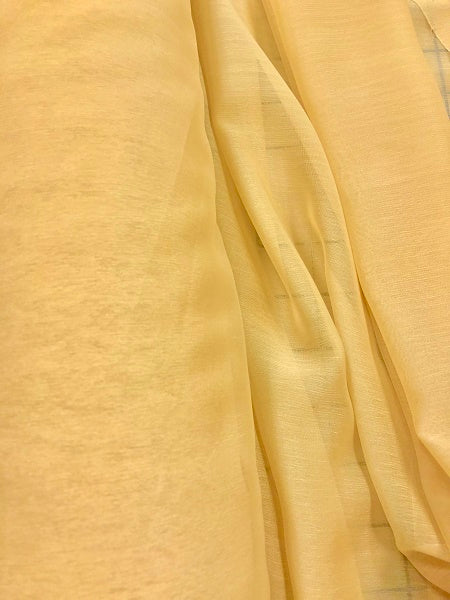 Poly Chiffon Two Tone - 59/60-inches Wide N. Gold