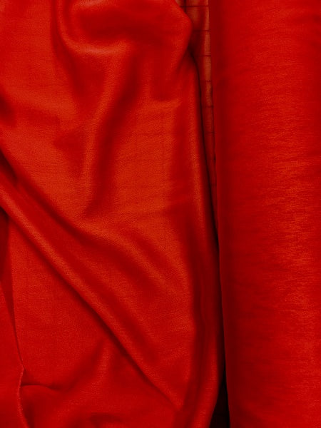 Poly Chiffon Two Tone - 59/60-inches Wide Red