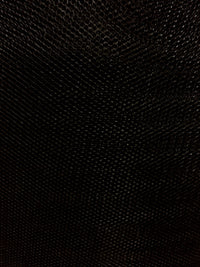 Tutu Net - Poly Stiff Net Black 60-inches wide NEW!
