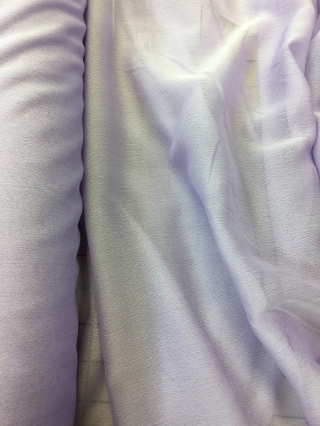 Poly Chiffon Two Tone - 59/60-inches Wide Lavender