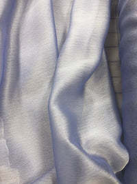 Poly Chiffon Two Tone - 58-inches Wide Cool Lavender