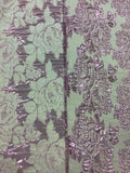 Brocade - 54-in 3D Reversible Lilac