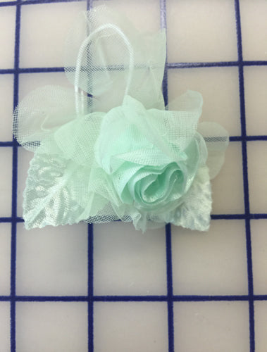 Flowers - Rose Mint Green