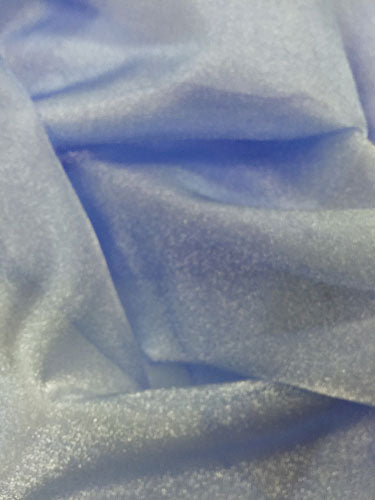 Sparkle Organza - 45-inches Wide Periwinkle
