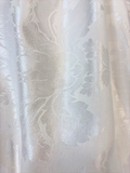 Brocade - 60-inches Wide Damask White