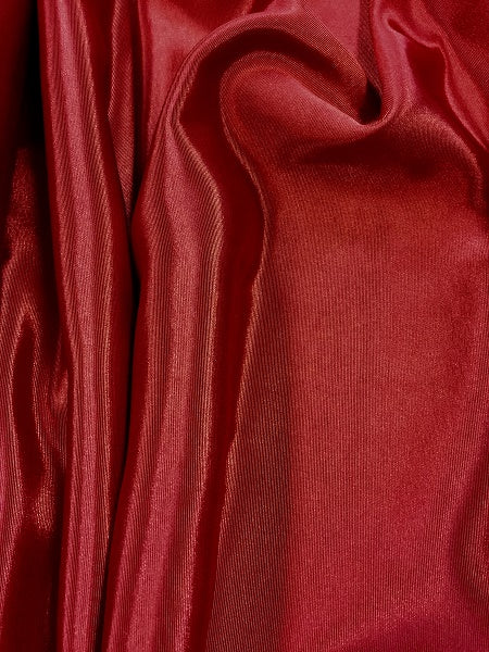 Bengaline: 60-inch Wide Cranberry 100% Polyester