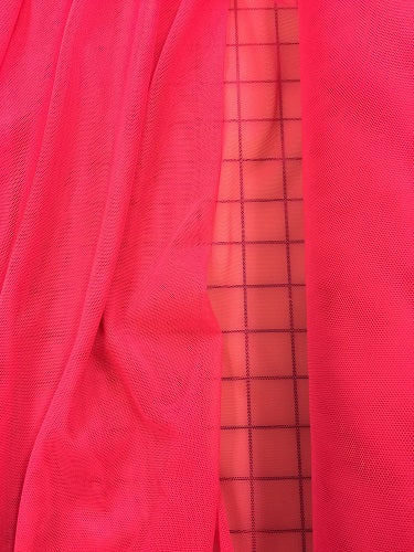 Stretch Mesh - 60-inches Wide Hot Pink