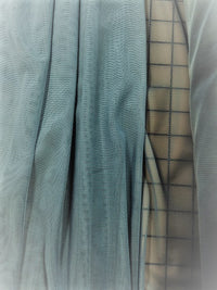 Stretch Mesh - 60-inches Wide Light Blue