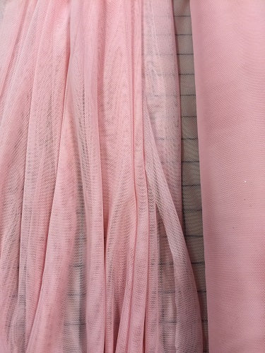 Stretch Mesh - 60-inches Wide Baby Pink