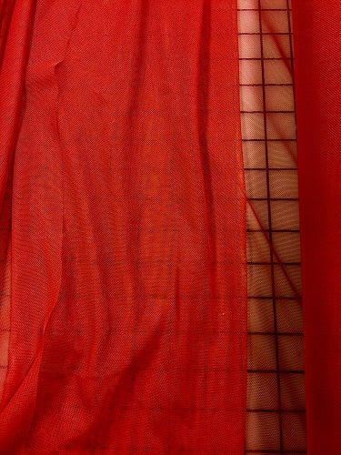 Stretch Mesh - 60-inches Wide Red