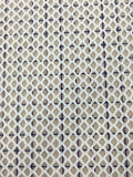 Fishnet - 60-inches Wide Large Hole Fishnet White